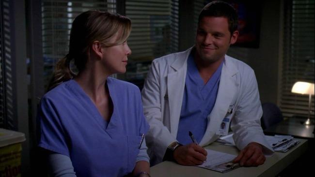 Alex and Meredith Grey's Anatomy_34407