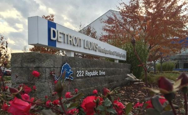 generic Detroit Lions Headquarters_164993