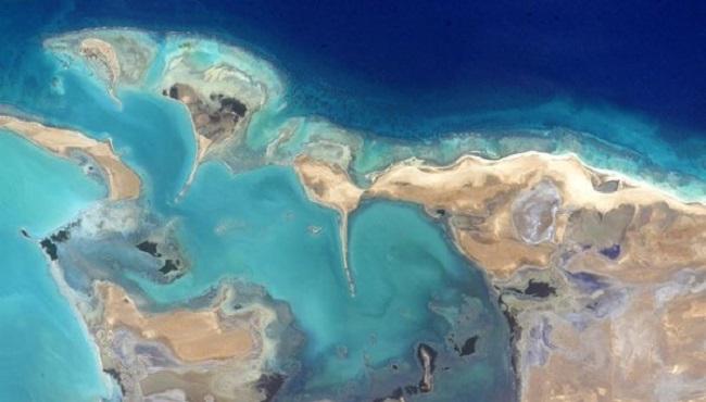 Earth from space scott kelly NASA 021816_191498