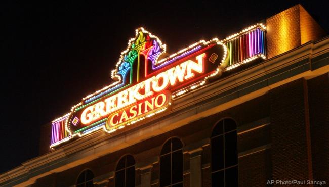 Greektown Casino Players Club Points
