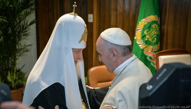 Pope Patriarch meeting 021216_190062