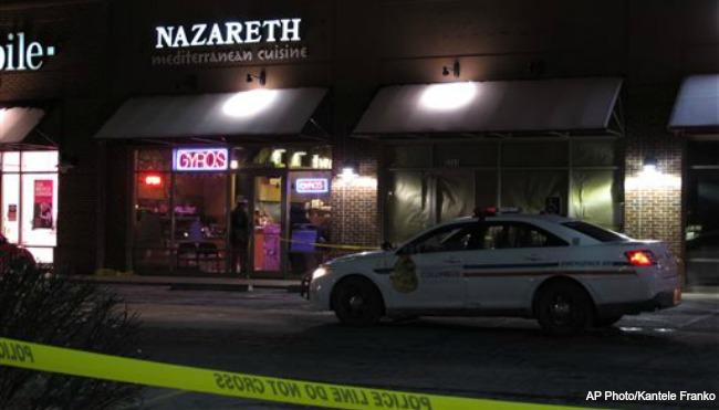 Ohio Restaurant Attack AP 021216_189978