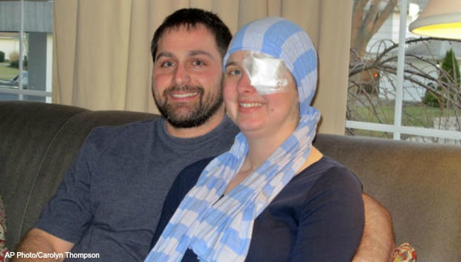 Cancer While Pregnant Kim and Phil Vaillancourt AP 032916_202787