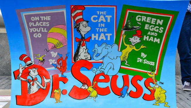 Dr. Seuss books_37057