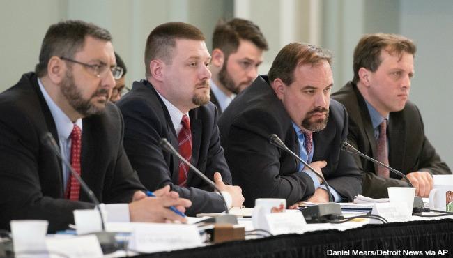 Flint Water Public Health Emergency Committee hearing 032916 AP_202975