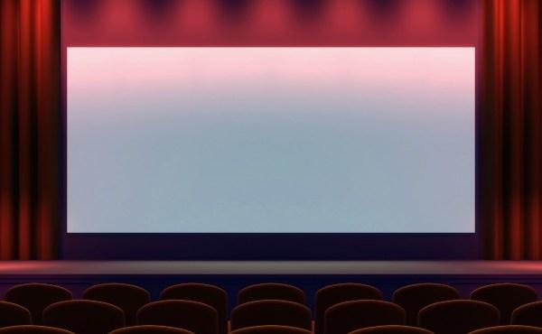 Movie theater screen_41826