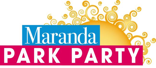 Maranda Park Party Logo