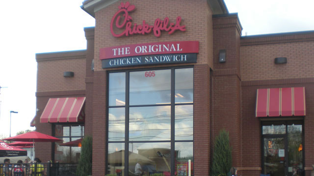 Chick-fil-A restaurant_218840