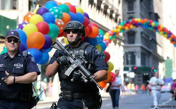 NYC Pride Parade security 062616 AP_225134