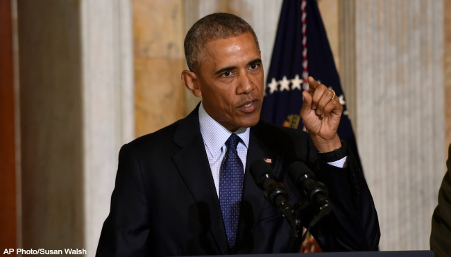 President Barack Obama 061416 AP_222220
