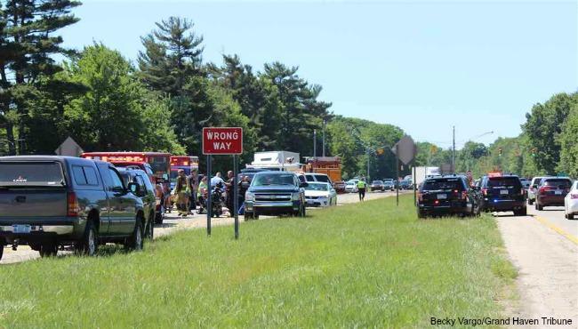 US-31 fatal crash Grand Haven Township 062116_223918