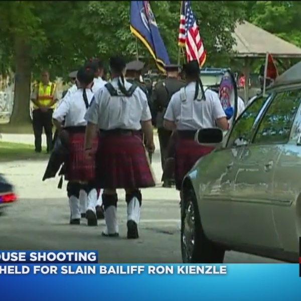 Berrien Co. bailiff buried: 'We're going to miss him'