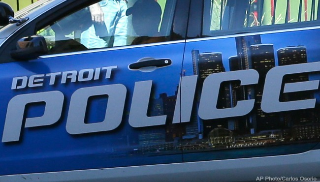 Detroit police cruiser generic_217387