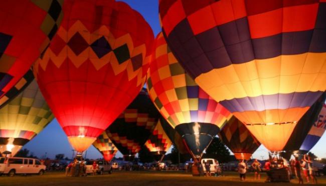 Grand Rapids Ballon Festival Night Glow 072316_231376
