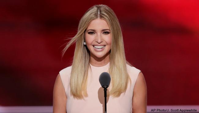 Ivanka Trump Republican National Convention 072116 AP_231017