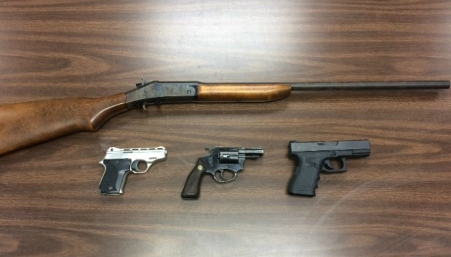 kzoo robbery suspects arrested guns 071316_228829