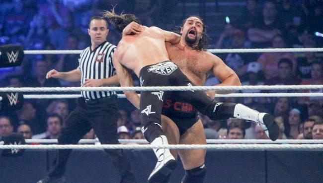 WWE Smackdown Van Andel Arena 071216_228865