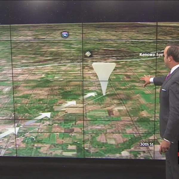 Storm Team 8 walks you through the Aug. 20 tornadoes paths