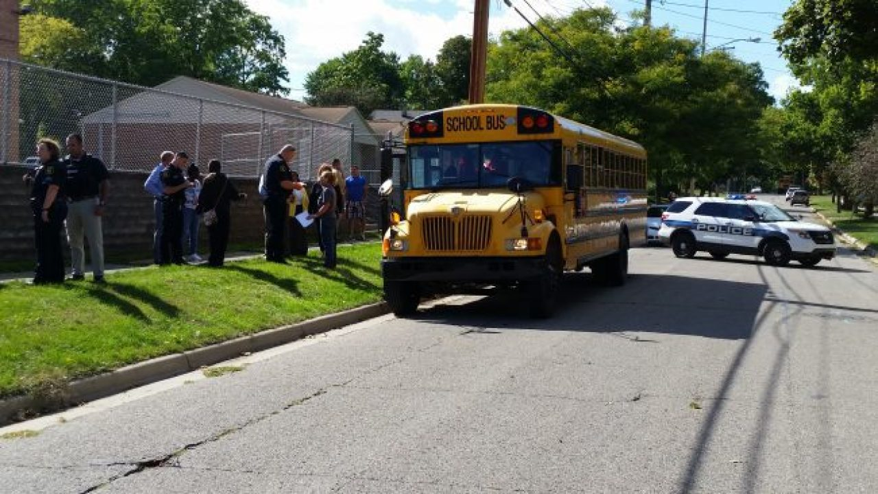 Report Jackson Student Shot While Getting On Bus