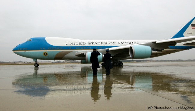 new air force 1 plane cost
