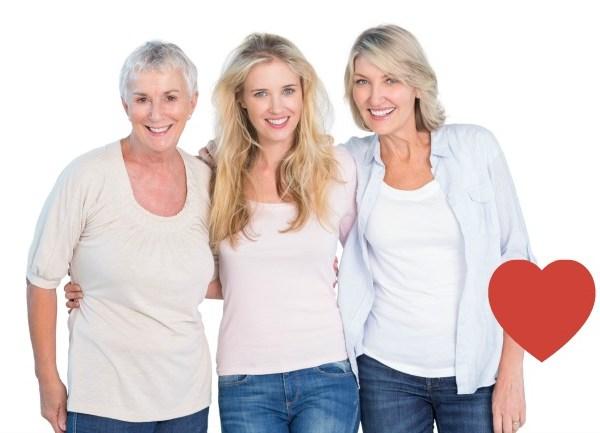 generations of women family_52379
