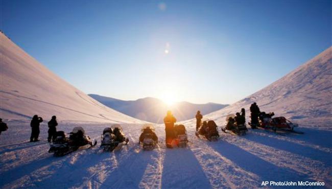 Norway snowmobile tour AP 032017_308160