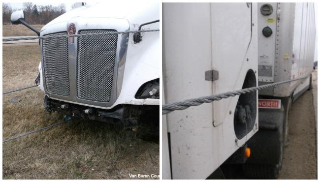 Van buren county semi crash 032017_308733