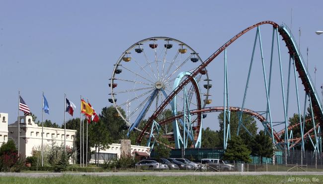 Frontier City amusement park 050417_332165