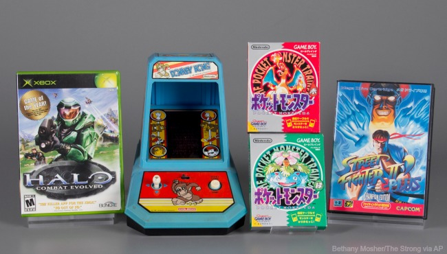 World Video Game Hall of Fame 050417_332056