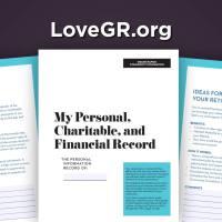 Grand Rapid Community Foundation Love GR_349498