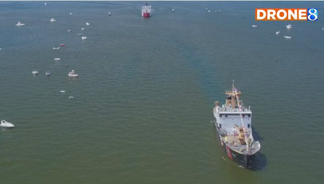Coast guard festival parade of ships copy_378506