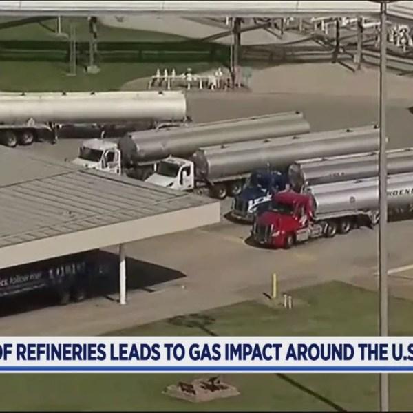 Analyst: Harvey's impact at the pump worse than Hurricane Katrina
