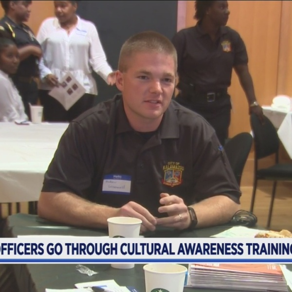 Diversity training for officers: 'It's so relevant'
