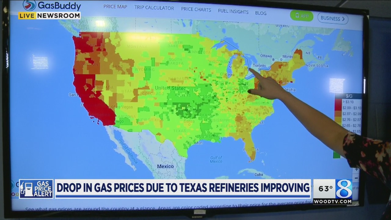 W MI gas prices settling after Harvey spike Chicago Gas Prices Map on chicago politics, chicago natural gas map, chicago obituaries, chicago economy map, chicago homicide map, gas price heat map, chicago heat map, chicago driving map, chicago food map, chicago memorial day map, chicago restaurants map, chicago travel map, chicago traffic map, chicago terrorism, chicago crime map, chicago energy, gasoline price heat map, chicago water map, chicago environment, chicago california map,