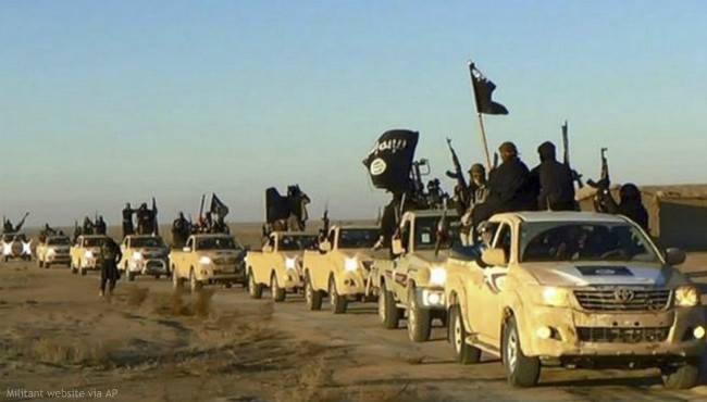 Islamic State ISIS IS generic_417760