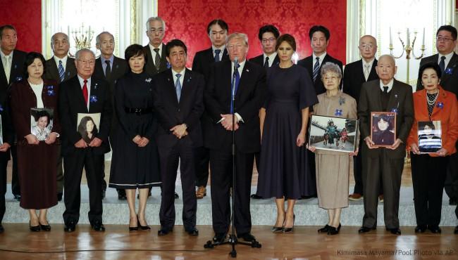Donald Trump Japan 110617_428971