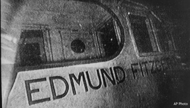 Edmund Fitzgerald underwater AP 111017_431552