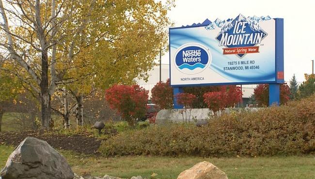 Nestle Ice Mountain plant Stanwood file_336101