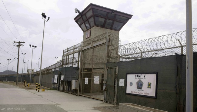 Guantanamo Bay detention center 122117_450927