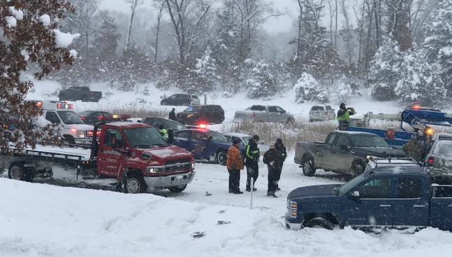 Accident On Us 31 Today Muskegon