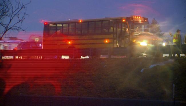 US-131 grand rapids public schools bus crash 011118_459168
