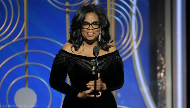 Oprah Winfrey Golden Globes 010718_457383