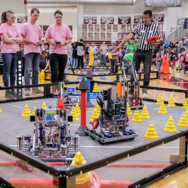 VEX Robotics State Chapionship 2018_486987