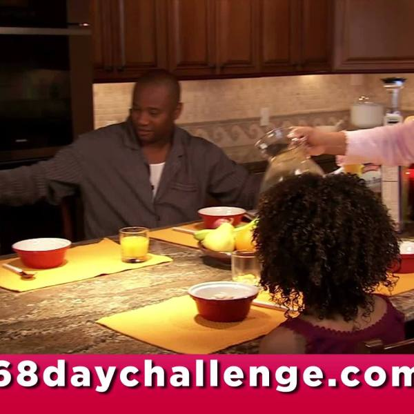 Change your life this weekend with the 68 Day Challenge