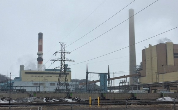 Consumers Energy J.H. Campbell Plant 021918_482734