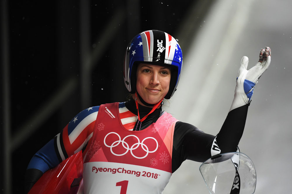 Luge – Winter Olympics Day 4_478911