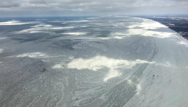 Lake Michigan ice coverage_478894