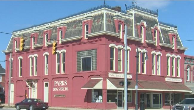 albion parks drug store 031618