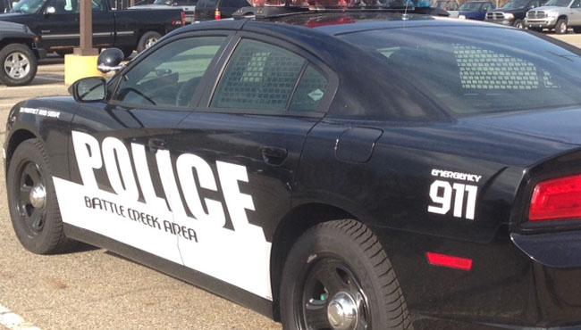 generic battle creek police department cruiser 1