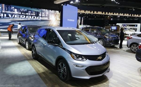 Detroit auto show_460916